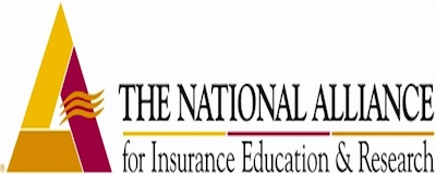 Image result for images of National Alliance for Insurance Education and Research