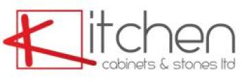 Kitchen Cabinets and Stones logo