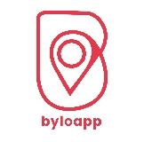 Byloapp logo