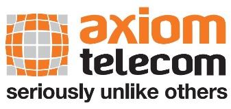 Axiom Telecom logo
