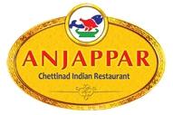 Logo Anjappar Chettinad Restaurant