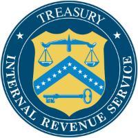 US Internal Revenue Service logo