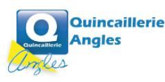 Logo QUINCAILLERIE ANGLES
