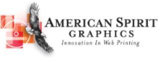 American Spirit Graphics - Des Moines logo