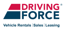 Logo DRIVING FORCE Vehicle Rentals, Sales and Leasing
