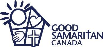 The Good Samaritan society logo