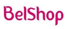 Logotipo - Belshop Perfumaria e Cosmética
