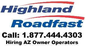 TFI 3 SEC - HIGHLAND TRANSPORT / ROAD FAST
