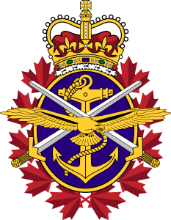 National Defence logo