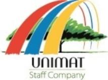 株式会社ユニマット スタッフカンパニーのロゴ