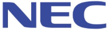 日本電気株式会社のロゴ