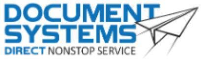 Logo DSD Document Systems Direct Ltd