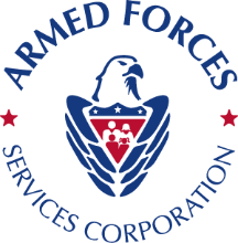 Armed Forces Services Corporation logo