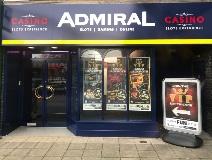 Admiral Slots logo