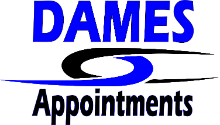 Dames Appointments Recruitment logo