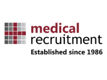 Medical Recruitment logo