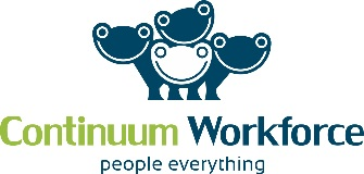 Continuum Workforce logo