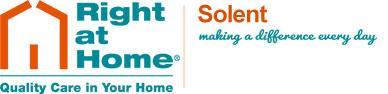 Right at Home Solent logo