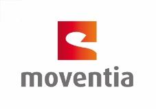 logotipo de la empresa Moventia