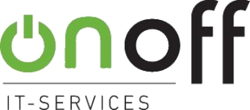 on/off it-services gmbh-Logo