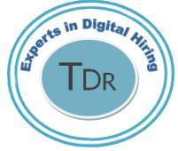 The Digital Recruiters logo