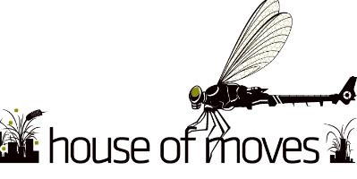 House of Moves logo
