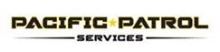 Pacific Patrol Services Inc.