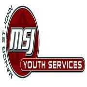 Manor St John Youth Service logo