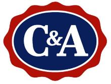 logotipo de la empresa C&A