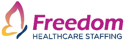 Freedom Healthcare Staffing logo