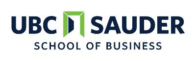 Logo UBC Sauder School of Business