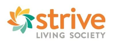 Logo Strive Living Society