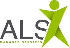 ALS Managed Services logo