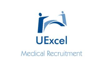 UExcel Medical Recruitment logo