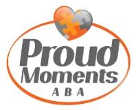 Proud Moments logo