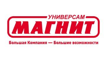 Лого компании МАГНИТ