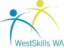 WestSkills WA logo