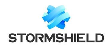 STORMSHIELD: accéder à la page entreprise