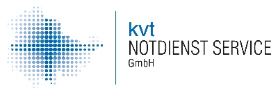 KVT-Notdienst Service gGmbH-Logo