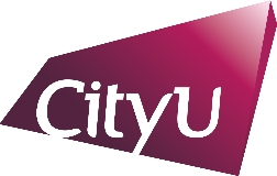 City University of Hong Kong 香港城市大學 logo
