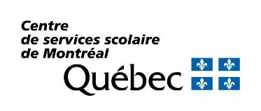 Logo Centre de services scolaire de Montréal