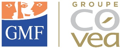 Logo GMF Assurances - Groupe Covéa