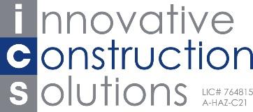 Innovative Construction Solutions logo