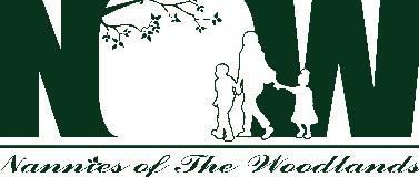 Nannies of The Woodlands logo