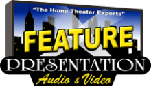 Feature Presentation Audio and Video