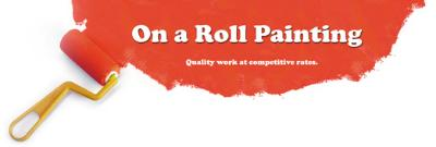 Logo On A Roll Painting