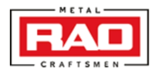 RAO Manufacturing Company logo