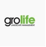 Grolife Landscape Management logo