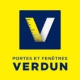 Logo Portes et Fenêtres VERDUN