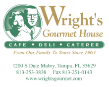 Wright's Gourmet House